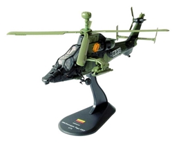 Eurocopter Tiger UHT, German Army, Bueckeberg Air Base, 2006 (1:72), Amercom Diecast Item Number ACHY04