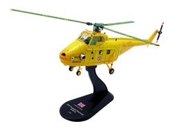 Westland Whirlwind HAR.10, No. 228 Squadron, Royal Air Force, 1976 (1:72), Amercom Diecast Item Number ACHY24