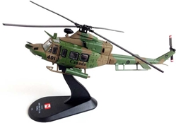 CH-146 Griffon, 438 Squadron, Canadian Expeditionary Air Wing, Afghanistan, 2008 (1:72), Amercom Diecast Item Number ACHY41