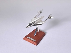 "Virgin Galactic ""SpaceShipTwo,"" 2010 (1:200), Atlas Editions Item Number ATL-7504-014"