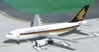 Singapore Airlines A310-222 9V-STI 1990s Colors (1:400), Byrd Models Item Number VM9VSTI