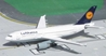 Lufthansa A310-304 D-AIDA 1990s Colors (1:400), Byrd Models Item Number VMDAIDA
