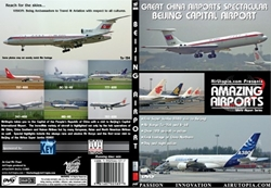 Great China Airports Spectacular - Beijing Capital Airport (DVD), Air Utopia Aviation DVDs Item Number AUT39