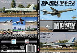 FIDAE Airshow 2008 (DVD), Air Utopia Aviation DVDs Item Number AUT70