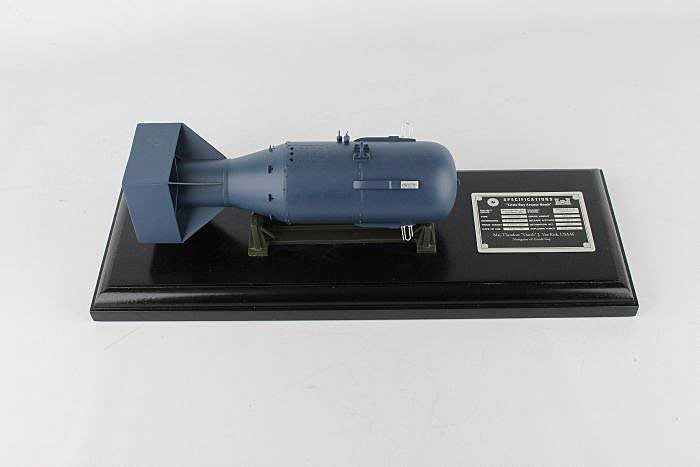 "Atomic Bomb ""Little Boy"" (1:12), Mastercraft Models, Item Number A4812"