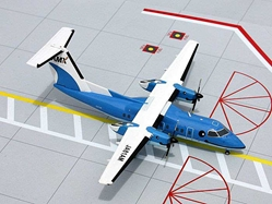 Amakusa Dash-8-100 JA81AM (1:200), GeminiJets 200 Diecast Airliners, Item Number G2AHX362