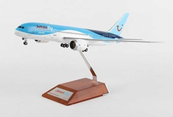 JetAir Fly B787-8 OO-JDL with Stand (1:200), JC Wings Diecast Airliners, Item Number JC2JAF867
