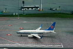 China Southern B737-700 With Winglets B-5283 ((1:400)), Phoenix (1:400) Scale Diecast Aircraft, Item Number PH4CSN1324