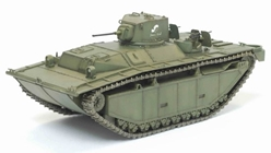 LVT-(A)1, 708th Amphibious Tank Battalion, Ryukyus 1945 (1:72), Dragon Diecast Armor Item Number DRR60424