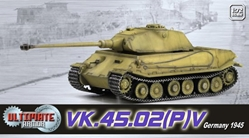 Porsche VK.45.02(P)V, Germany 1945 (1:72), Dragon Diecast Armor Item Number DRR60530