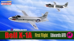 Bell X-1A, First Flight, Edwards AFB (Contain 2 replicas) (1:144), DragonWings 1:144 scale Diecast Warbirds Item Number DRW51038