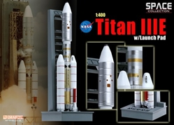 Titan IIIC w/Launch Pad (1:400), DragonWings Space Series Item Number DRW56343