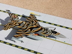 "U.S.A.F. F-16 Colorado Air National Guard ""Tiger Meet"" (1:72), GeminiAces 72 Diecast Fighters Item Number GAUSA5005"