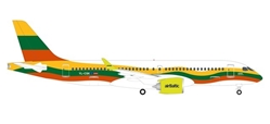 "Air Baltic A220-300 YL-CSK ""Lithuania Livery (1:500)"