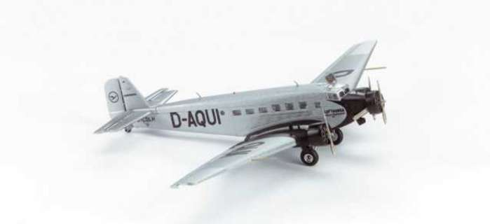 Lufthansa JU-52 DAQUI (1:160), Herpa 1:160 Airliners models Item Number HE019040