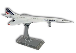 Air France Concorde Tail#F-BVFA (1:200), Hogan Wings Collectible Airliner Models Item Number HG8911FA