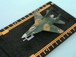 "MIG29 Czech Air Force (Approx. 5""), Hot Wings Toy Airplanes Item Number HW14138"