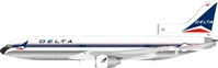 Delta Air Lines Lockheed L-1011 N740DA With Stand (1:200)