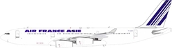 Air France Asie Airbus A340-211 F-GLZE With Stand (1:200)