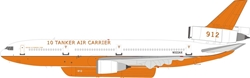 10 Tanker Air Carrier DC-10-30 N522AX  Limited to 96 Models (1:200)