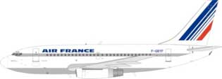 Air France Boeing 737-200 F-GBYF (1:200), JFox Model Airliners Item Number JF-737-2-002