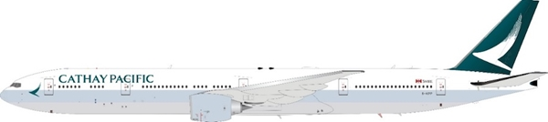 Miscellaneous 777-300ER B-KPP with stand  (1:200)