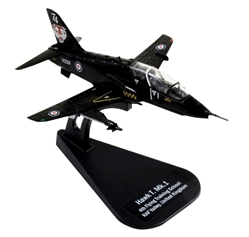 BAe Hawk T.1, 4th Flying Training School, RAF Valley, United Kingdom (1:100), Italeri Item Number ITA48145