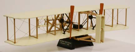 Wright Flyer (1:72), Model Power Diecast Planes Item Number MP5555