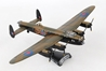 "RAF Avro Lancaster ""Just Jane"" NX611 (1:150) by Postage Stamp Diecast Planes item number: PS5333-2"