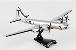 "B-29 Superfortress ""T-Square 54"" 875th BS, 498th BG, The Museum Of Flight (1:200) by Postage Stamp Diecast Planes item number: PS5388-2"
