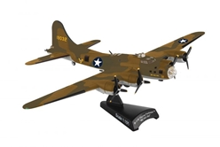 "B-17F Flying Fortress ""My Gal Sal"" (1:155) by Postage Stamp Diecast Planes item number: PS5413-1"