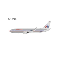 American Airlines 737-800/ N936AN chrome livery 1:400