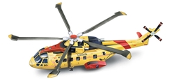 Agusta EH 101 Canadian Search & Rescue (1:72), New Ray Diecast Item Number NR25517
