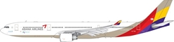 Asiana Airlines A330-300 HL7736 ((1:400)) by Phoenix (1:400) Scale Diecast Aircraft Model number PH4AAR1895