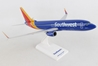 "Southwest Airlines 737-800 with Winglets ""2015 colors, Heart One Livery"" (1:130) by SkyMarks Airliners Models item number: SKR813"