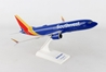 Southwest 737-MAX8 (1:130) With Wifi Dome by SkyMarks Airliners Models item number: SKR938