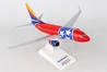 "Southwest 737-700  (1:130) ""Tennessee One"" by SkyMarks Airliners Models item number: SKR949"