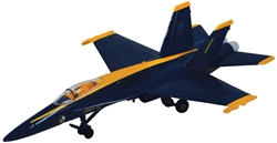 F-18 Hornet Blue Angels (1:72), Smithsonian Replica Series Item Number SL-F18