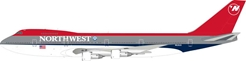 Northwest B747-251B N626US (1:200), JFox Model Airliners Item Number JF-747-2-004