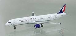 Air Macau A321 B-MBA (1:400), Apollo Diecast Item Number A13090