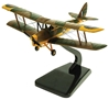 DH.82 Tiger Moth XL714, Royal Air Force (1:72), Aviation72 Diecast Airlines Item Number AV72-21002