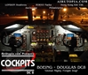 DC-8 Cockpit World Mighty Freight Dog! (DVD)