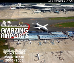 Japan Airport Spectacular Volume 2: Tokyo, Haneda, Nagoya (DVD), Air Utopia Aviation DVDs Item Number AUT23