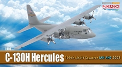 C-130H Hercules, 109th Airlift Squadron Minnesota ANG 2008  (1:400), DragonWings 400 Diecast Airliners Item Number DRW56299