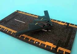 "B-2 Spirit Stealth Bomber  (Approx. 5""), Hot Wings Toy Airplanes Item Number HW14113"