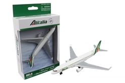 "Alitalia Single Plane (5"") by Realtoy Diecast Toys item number: RT0604"