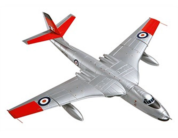Vickers Valiant WZ3199 543 Sqn RAF Scale (1:144), Corgi Diecast Aviation Item Number AA39404