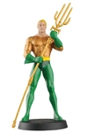Aquaman - DC Comics Super Hero Collection  - Officially Licensed Figure  - Hand-Painted Metallic Resin  - Includes Magazine