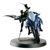 Batman & Batcycle - DC Comics Super Hero Collection Special Edition - Officially Licensed Figure  - Hand-Painted Metallic Resin  - Includes Magazine