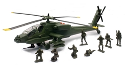 Apache AH-64 Helicopter (1:44), NewRay Item Number NR02136